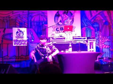 EXCLUSIVE Q&A with Ice-T (Actor/Rapper/Activist) 2013 CBGB Festival-NYC