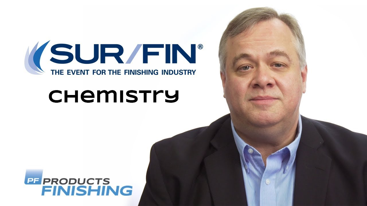 Sur/Fin Products on Display - Chemistry | Products Finishing
