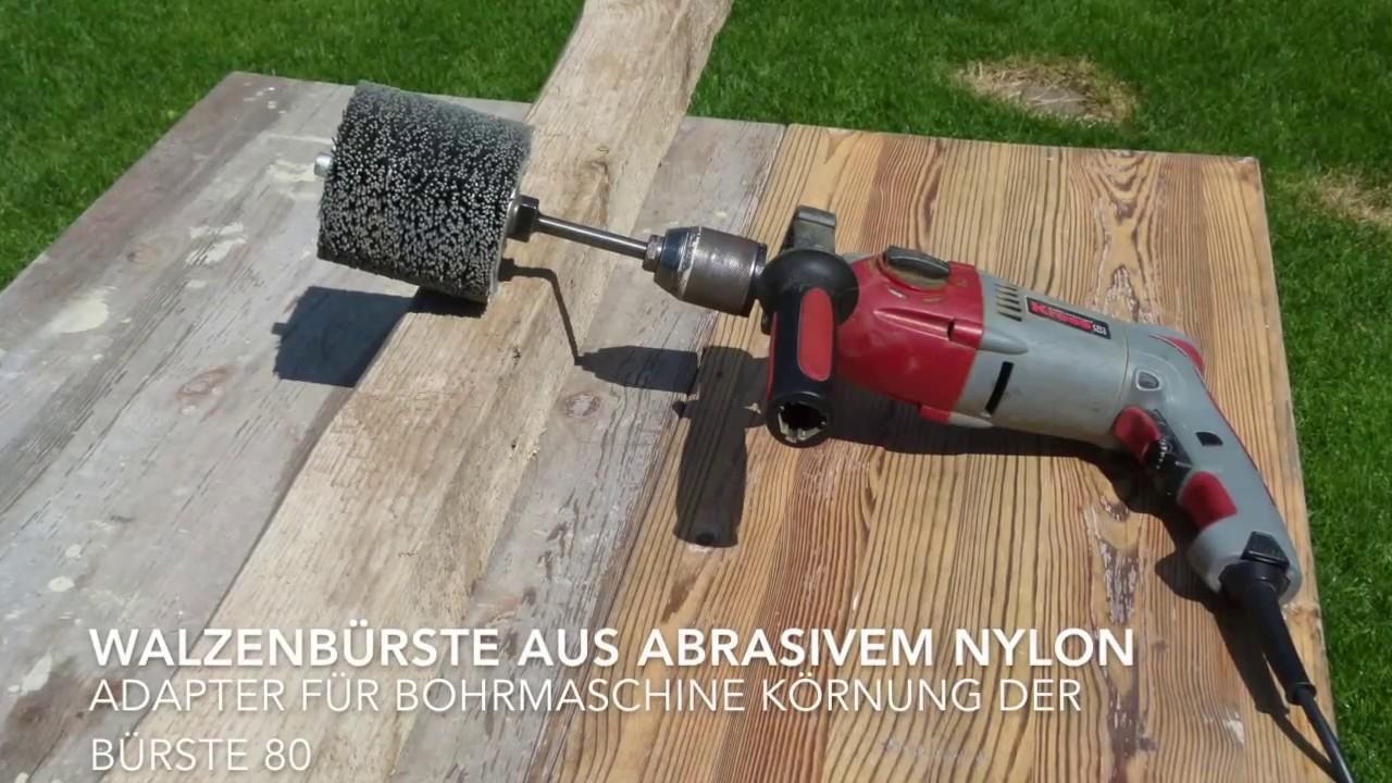 Bürstenschleifer Test - Die besten Bürstmaschinen zum Kauf