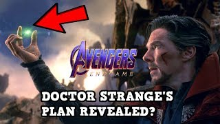 Doctor Strange's EndGame PLAN REVEALED! Avengers Infinity War & Avengers 4 Theory EXPLAINED!