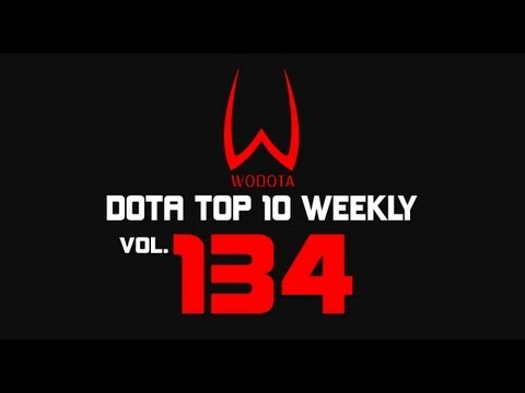 DotA - WoDotA Top10 Weekly Vol.134