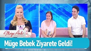 Müge bebek ziyarete geldi - Müge Anlı ile Tatlı Sert 3 Haziran 2019