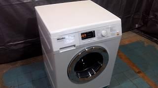 стиральная машина Miele WDA211 7kg 2016