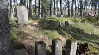 В поисках сокровищ. Немецкое кладбище. Treasure hunters. Lost Treasures. German cemetery