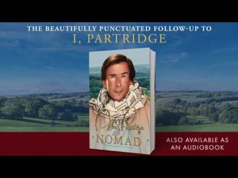 ALAN PARTRIDGE: NOMAD - Chapter Two audiobook sample