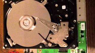 My 500GB Hard Drive head crash Trying to recover it....