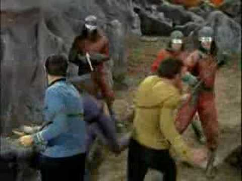 Star Trek TOS - Rumble Reminiscence