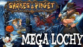 POWER LVLING! ZABÓJCA WYMIATA W LOCHACH!  -  SHAKES AND FIDGET #39
