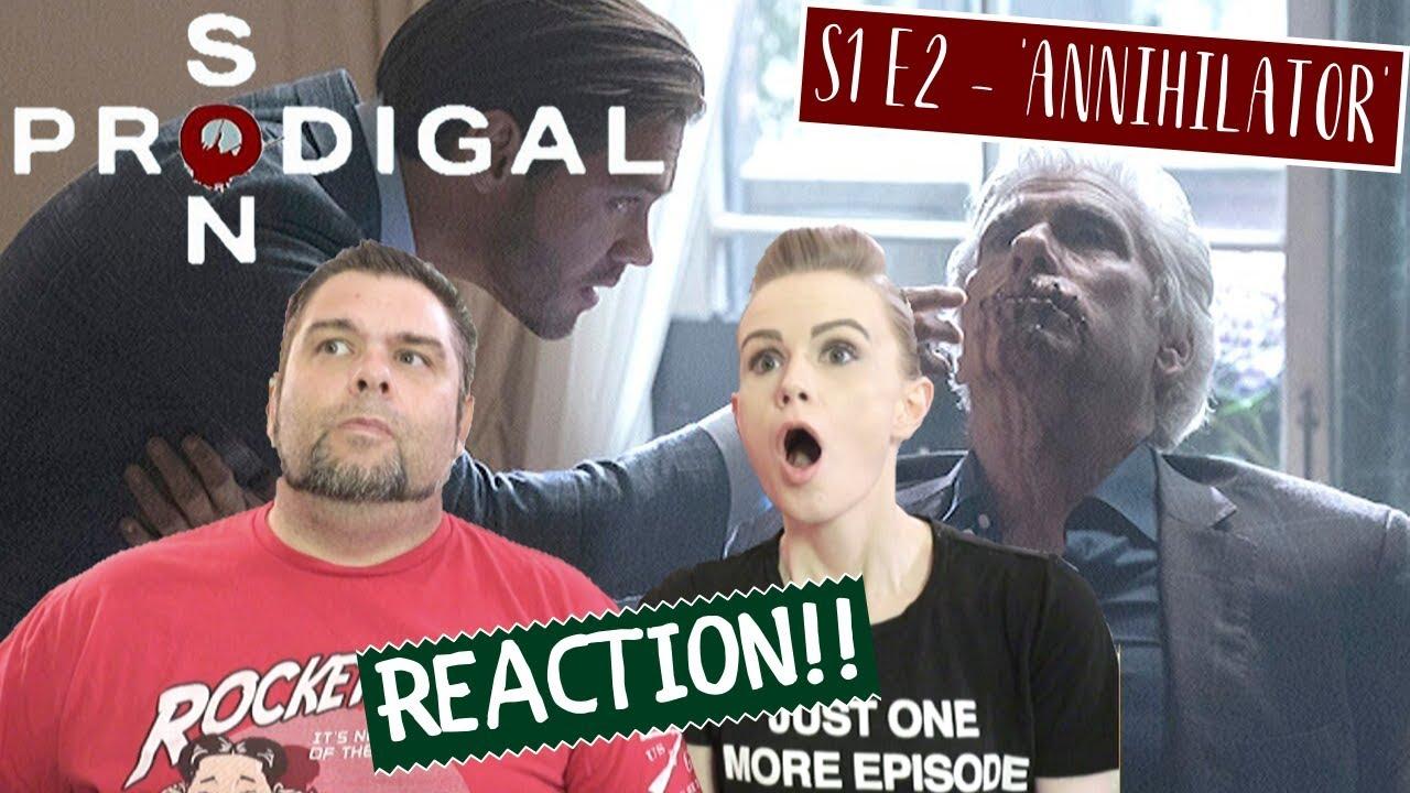 Download Prodigal Son | S1 E2 'Annihilator' | Reaction | Review