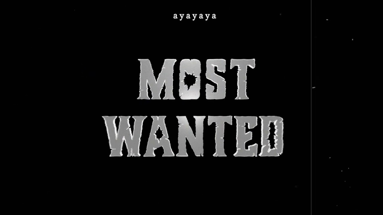 """""""Most Wanted"""" - BALLISTIK BOYZ from EXILE TRIBE"""