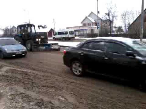 Четыре трактора беларус г.Пермь.