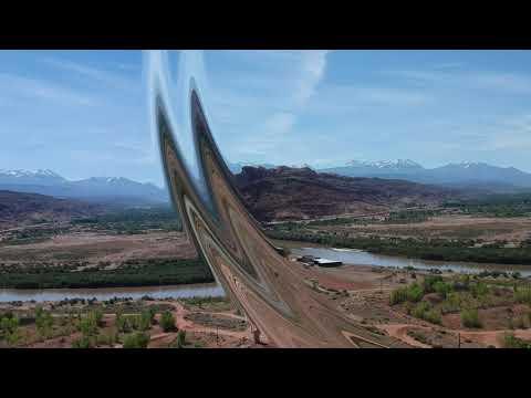 Drone Video Moab Utah