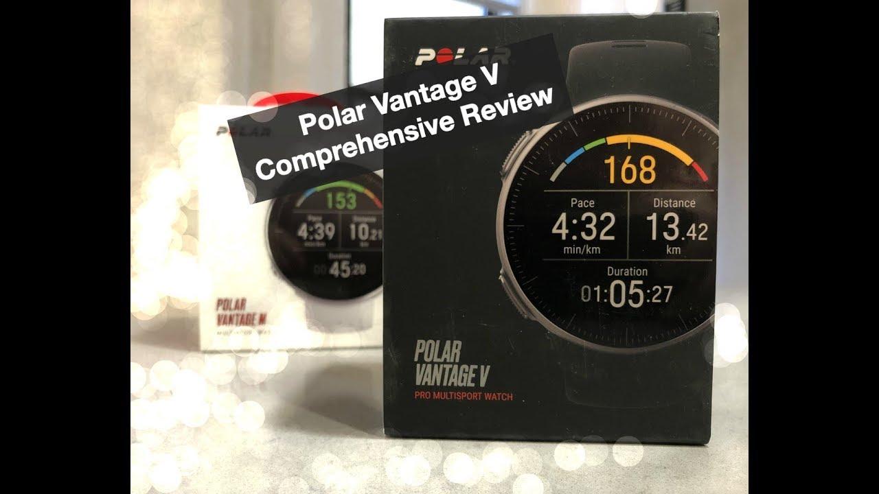 Polar Vantage V Review