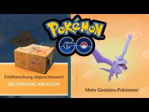 Neue Quests für die Abenteuerwoche | Pokémon GO Deutsch #624