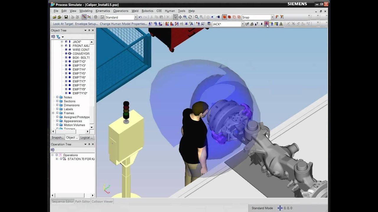 jack human simulation anthropomorphic databases and task analysis rh youtube com
