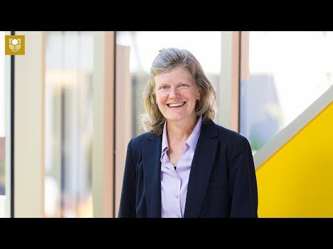 Professor Teri Balser | Pushing the limits in research and leadership