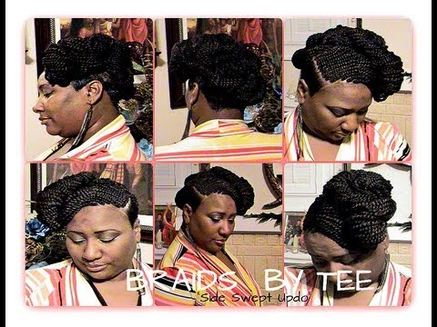 Long Twists With Shaved Sides Youtube