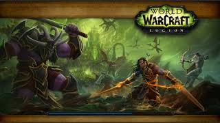 World of Warcraft: Legion part 858 - Tailoring Quests & Lore Reading