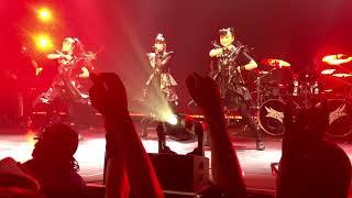 BABYMETAL Metal Galaxy US Tour 2019.