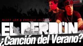 Remix El Perdón (Forgiveness) - Nicky Jam & Enrique Iglesias REMIX 2015