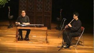 古琴: 梅花三弄 李孔元  Guqin:Three Variations of the Plum Blossom, performed by Kungyuan Li