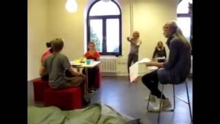 Немецкий в Германии с ИнтерАкадем: театрально представление в Бремерхафене