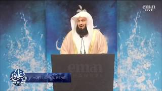 Saad Ibn Waqas | Light Upon Light December 2017 | Mufti Menk