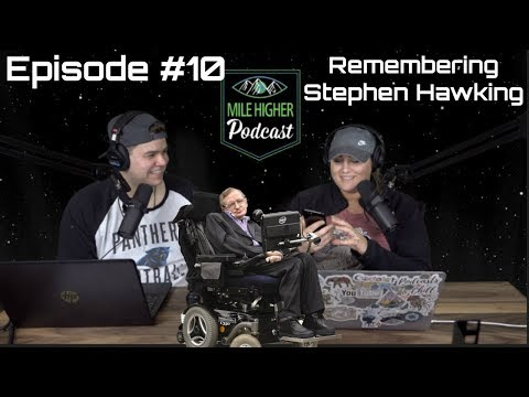 Stephen Hawking & Bizarre Voicemail From MH370? - Podcast #10