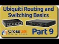 Ubiquiti Routing and Switching Basics - Part 9 - VPNs
