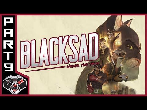 Let's Play Blacksad: Under The Skin | Part 9 | Gameplay Commentary |
