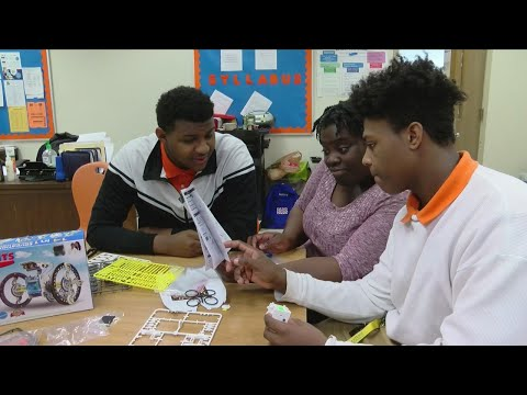 Spotlight: Belaire High School's magnet programs