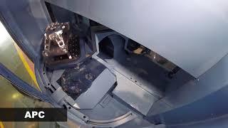 5-Achsen-Vertikal-Bearbeitungszentrum MAM72 70V