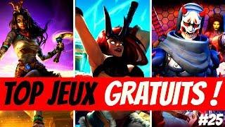 TOP JEUX FREE TO PLAY 2018 #25 - Spécial MOBA GRATUITS pour PC !