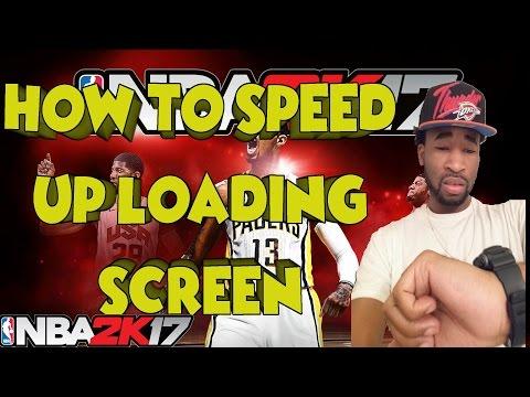 NBA 2k17 | How To Fix Loading Screen | Tutorial
