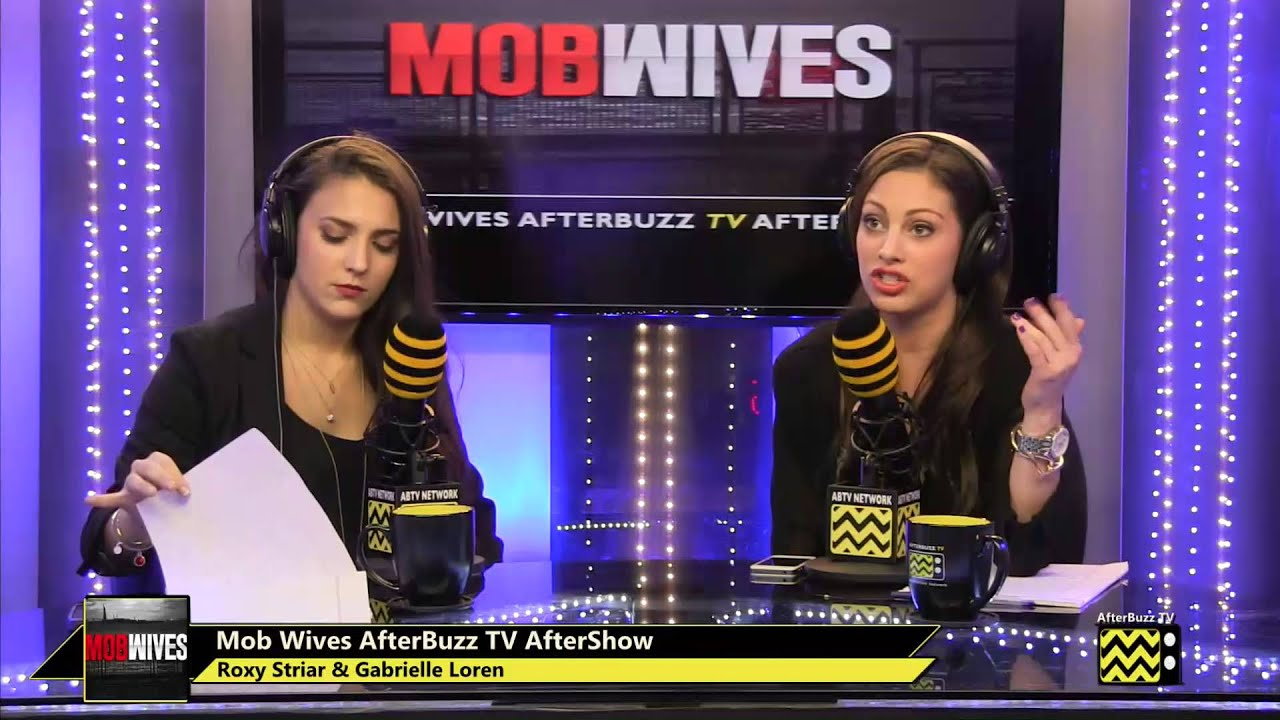 """Download Mob Wives After Show Season 4 Episodes 1 & 2 """"Caught On Tape"""" 