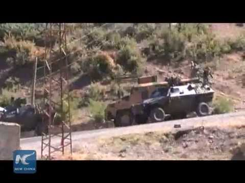 PKK rebels attack military units in Turkey