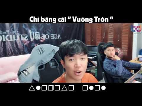 Chỉ Bằng Cái Vuông Tròn - Yan Nguyễn ( Parody Chỉ Bằng Cái Gật Đầu ) Chế Cải Cách Tiếng Việt