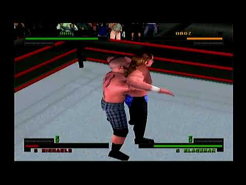 WWF Attitude: Tag Team Career With Triple H And Shawn Michaels (DX)