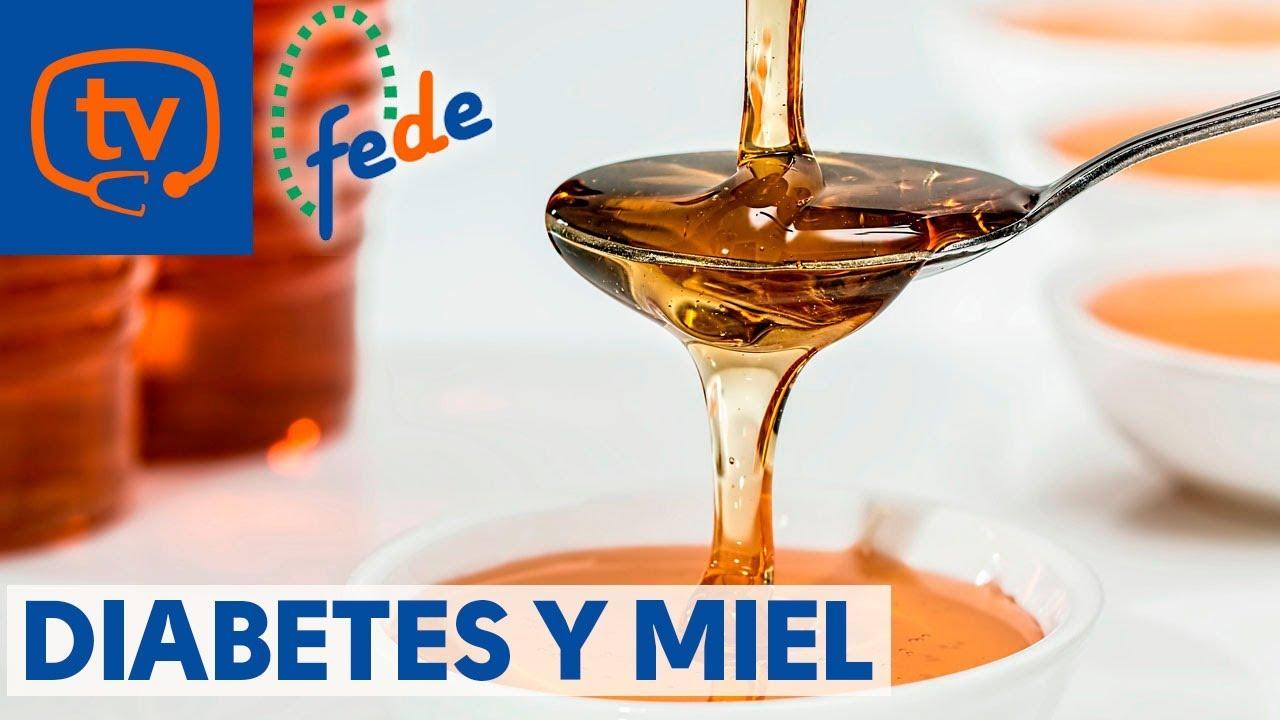 miel en diabetes