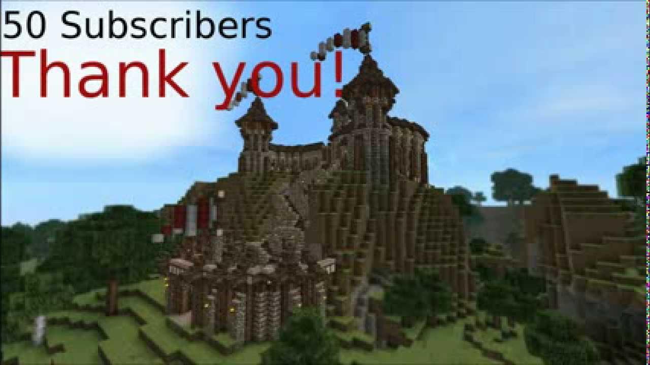 Minecraft Medieval Keep