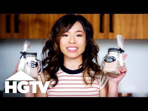 DIY Hot Cocoa Wedding Favors - HGTV