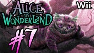 Tim Burton's Alice in Wonderland Walkthrough Part 7 (Wii) ~~