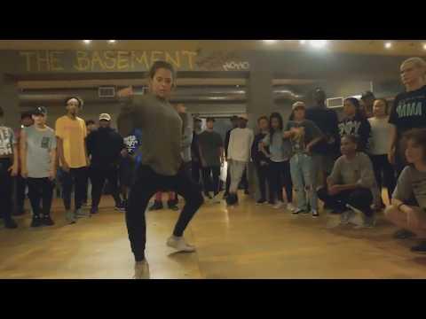 TESSA BROOKS DANCING - (Young Thug