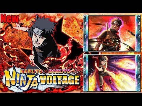 Новый Персонаж 🔥 Update 2.0 | Shisui Uchiha Summons | Naruto x Boruto Ninja Voltage | #121