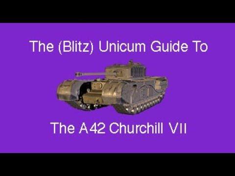 WOT Churchill VII Matchmaking applications de branchement réel