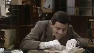 [Funny AZ TV] (Phụ đề) Mr Bean troll ở thư viện max hài ^^!