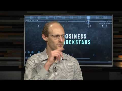 BUSINESS ROCKSTAR Interview Alex Bayer Genius with Pat O'Brien
