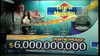 Sorteo de la Lotería de Medellín número 4266 - 17/04/2015