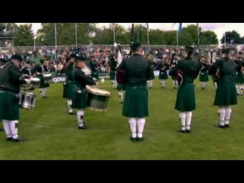 World Pipe Band Championship 2008 (H.Q.)