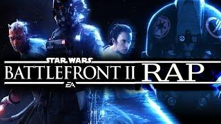 STAR WARS BATTLEFRONT 2 RAP E3 2017 || LA GUERRA GALACTICA - RIUSPLAY